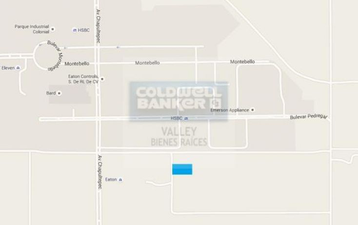 Foto de terreno habitacional en venta en parque colonial, parque industrial colonial, reynosa, tamaulipas, 1413925 no 04