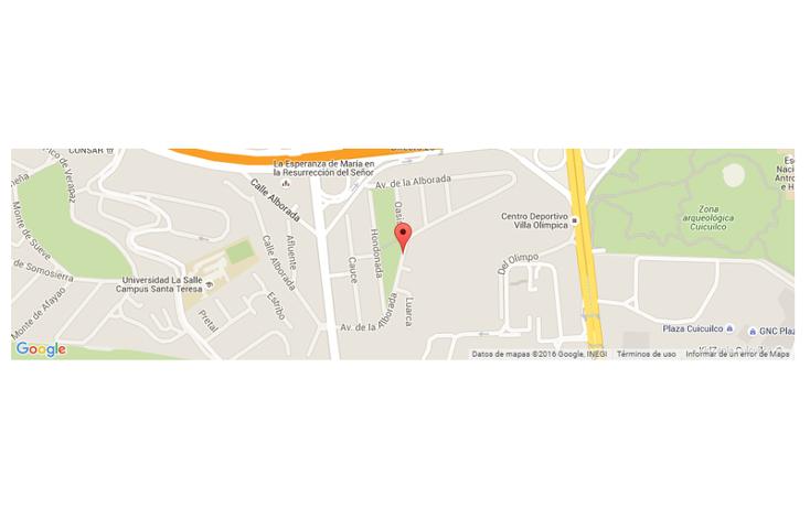 Foto de casa en venta en  , parque del pedregal, tlalpan, distrito federal, 1520999 No. 08