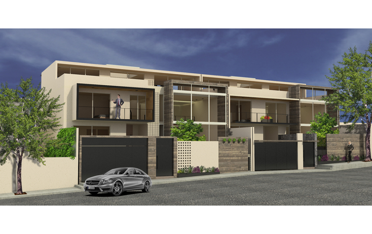 Foto de casa en venta en  , parque del pedregal, tlalpan, distrito federal, 1699100 No. 01