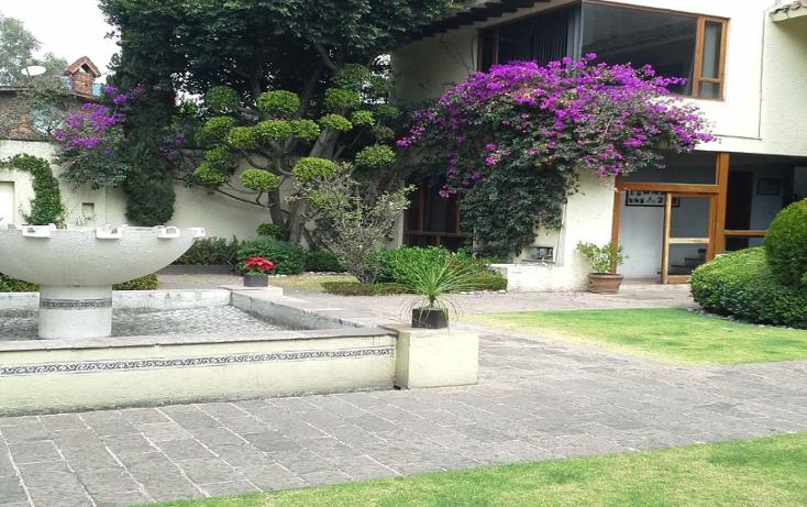 Foto de casa en condominio en renta en  , parque del pedregal, tlalpan, distrito federal, 1737858 No. 01