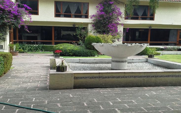Foto de casa en condominio en renta en  , parque del pedregal, tlalpan, distrito federal, 1737858 No. 02