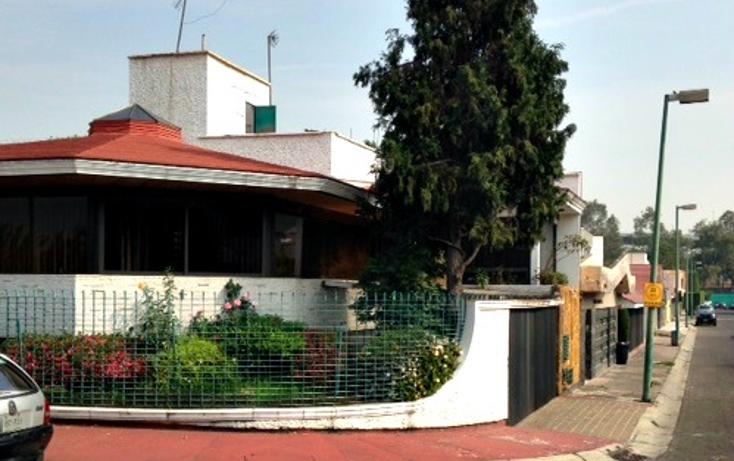Foto de casa en renta en  , parque del pedregal, tlalpan, distrito federal, 1895662 No. 01