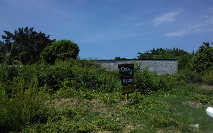 Foto de terreno habitacional en venta en  , parque ecológico de viveristas, acapulco de juárez, guerrero, 1406881 No. 01