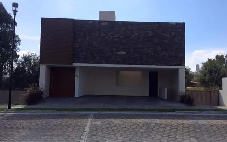Foto de casa en venta en  , parque el cairo, san andr?s cholula, puebla, 1770132 No. 01