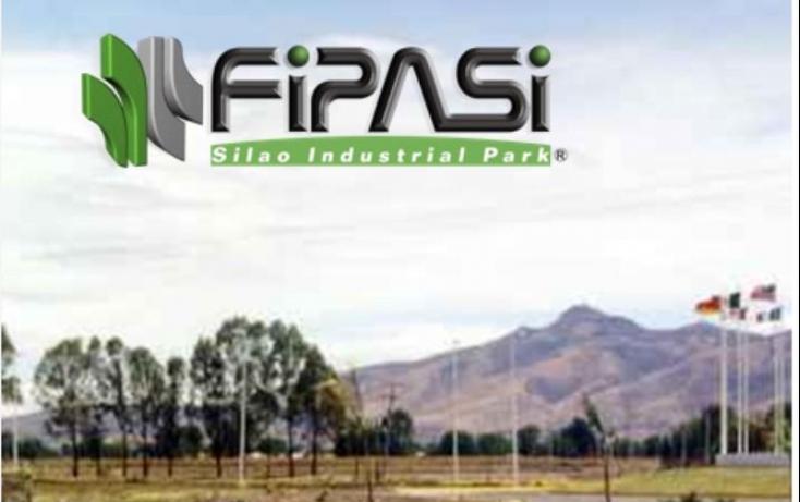 Foto de nave industrial en venta en parque fipasi 1, granja la luz, silao, guanajuato, 613282 no 01