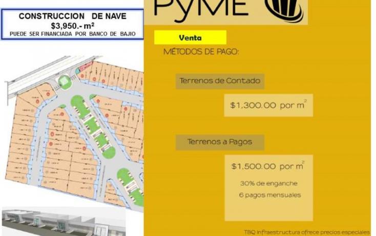 Foto de terreno industrial en venta en parque ind pyme  carr 431 los cues, la noria, el marqués, querétaro, 754235 no 04