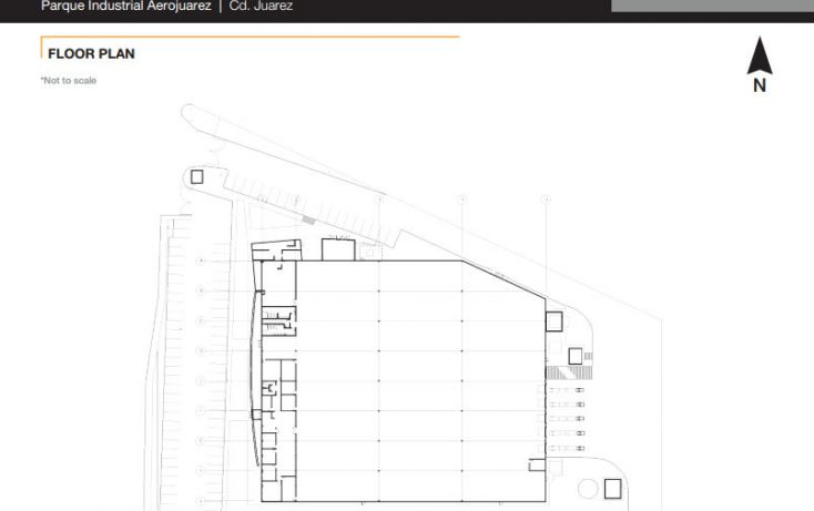 Foto de bodega en renta en, parque industrial aerojuarez, juárez, chihuahua, 1603659 no 03