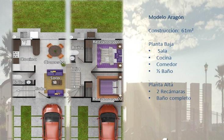 Foto de casa en venta en  , parque industrial bernardo quintana, el marqués, querétaro, 2012139 No. 02