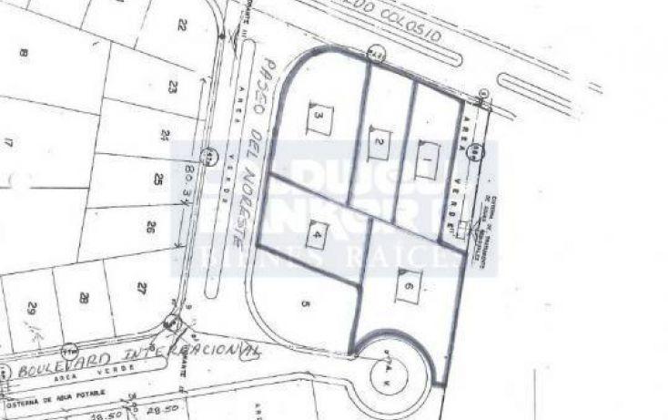 Foto de terreno habitacional en venta en, parque industrial center, reynosa, tamaulipas, 1837118 no 01