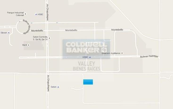 Foto de terreno comercial en venta en  , parque industrial colonial, reynosa, tamaulipas, 1843586 No. 04