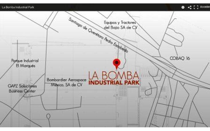 Foto de nave industrial en renta en  , parque industrial el marqués, el marqués, querétaro, 1054229 No. 09