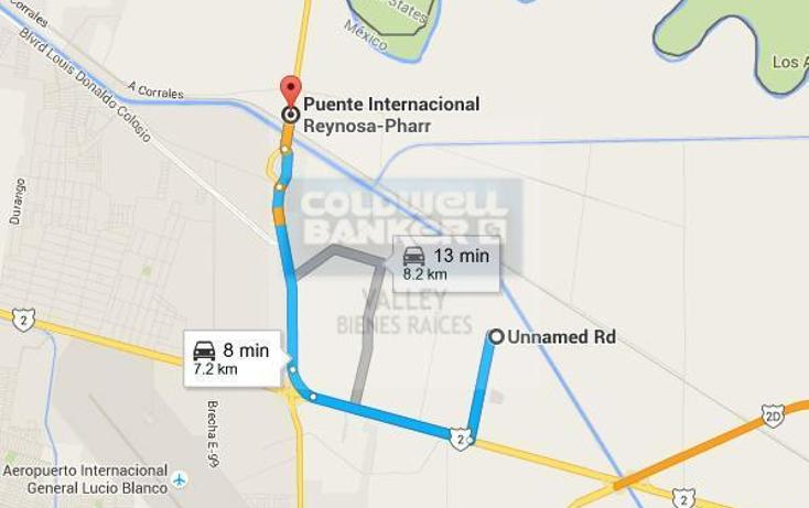 Foto de terreno comercial en venta en  , parque industrial el puente (manimex), reynosa, tamaulipas, 1843588 No. 06