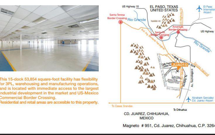 Foto de bodega en renta en, parque industrial gema, juárez, chihuahua, 1603661 no 02
