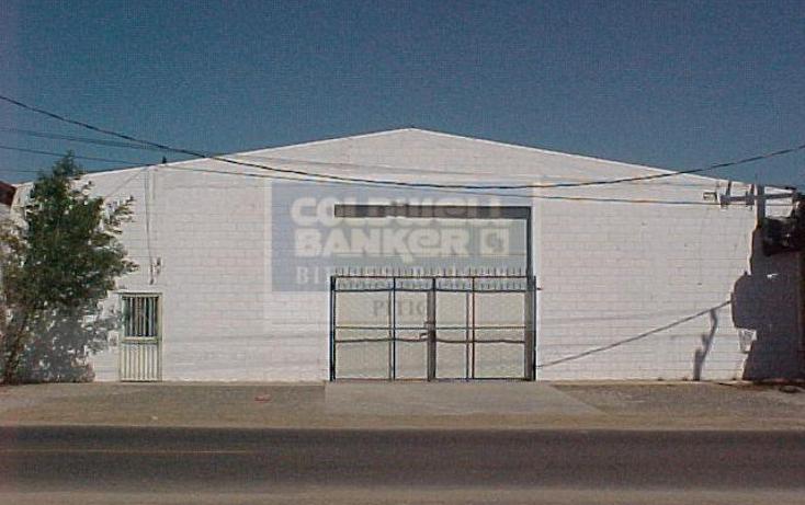Foto de nave industrial en renta en planetarios , parque industrial, hermosillo, sonora, 2721023 No. 01