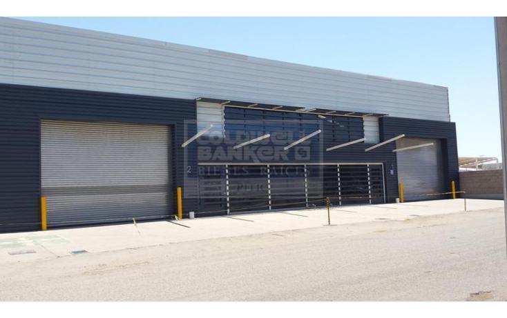 Foto de nave industrial en renta en  , parque industrial, hermosillo, sonora, 508983 No. 01