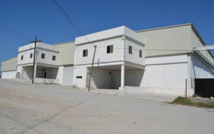Foto de nave industrial en renta en  , parque industrial i, general escobedo, nuevo león, 1376147 No. 01