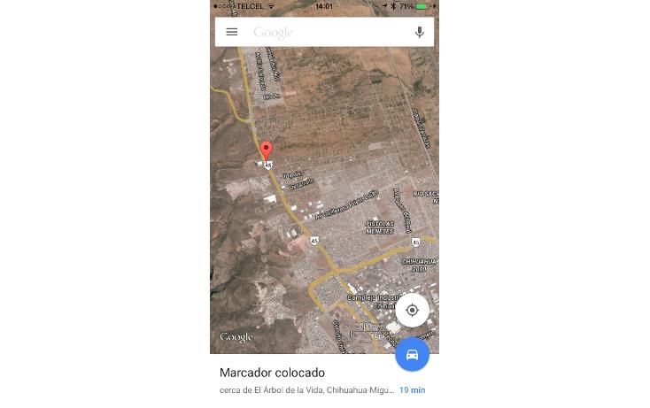 Foto de terreno industrial en venta en  , parque industrial impulso, chihuahua, chihuahua, 1113725 No. 01