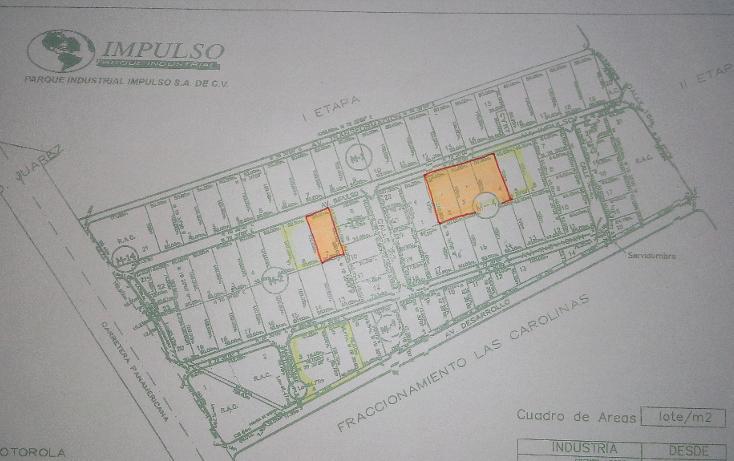 Foto de terreno industrial en venta en, parque industrial impulso, chihuahua, chihuahua, 1354749 no 04