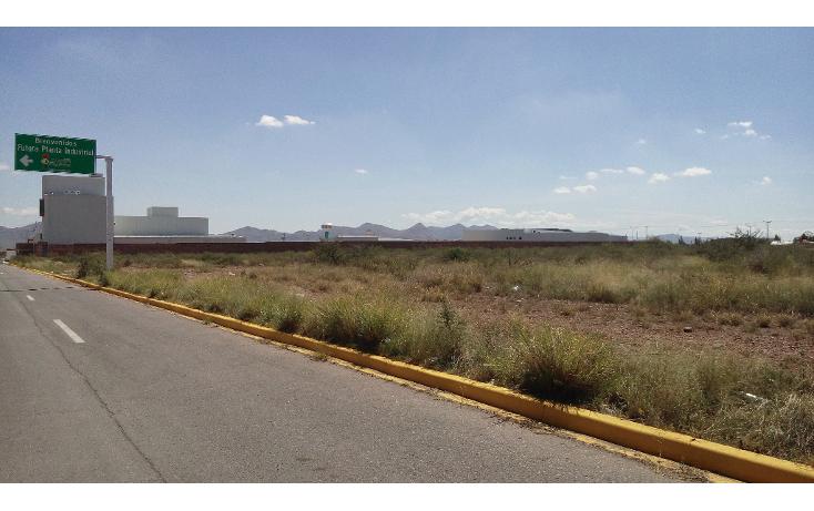 Foto de terreno industrial en venta en  , parque industrial impulso, chihuahua, chihuahua, 1354749 No. 06