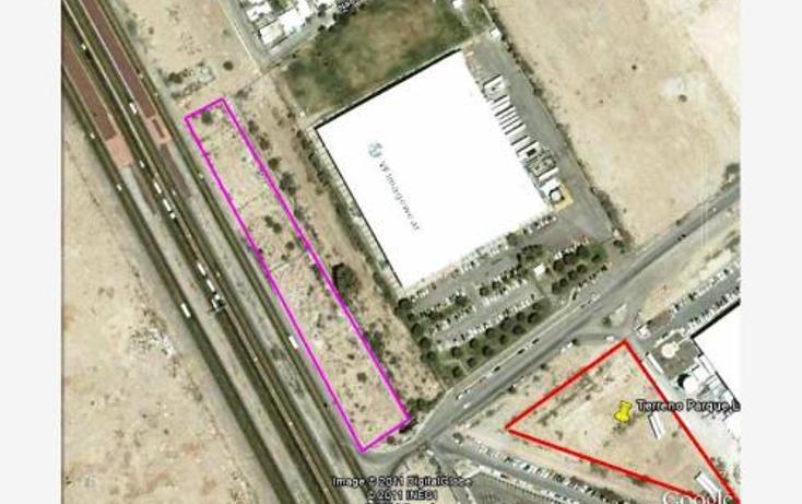 Foto de terreno industrial en venta en  , parque industrial la amistad, torreón, coahuila de zaragoza, 400813 No. 02