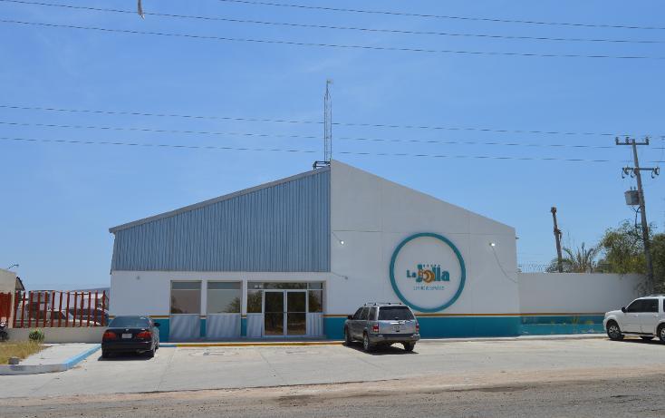 Foto de nave industrial en venta en  , parque industrial, la paz, baja california sur, 1502057 No. 01