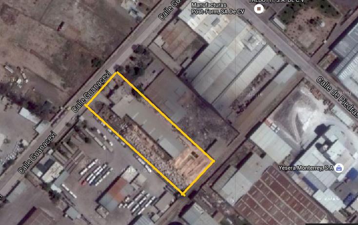 Foto de terreno habitacional en venta en  , parque industrial lagunero, gómez palacio, durango, 1965431 No. 08