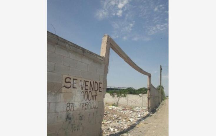 Foto de terreno comercial en venta en  , parque industrial lagunero, gómez palacio, durango, 534952 No. 10