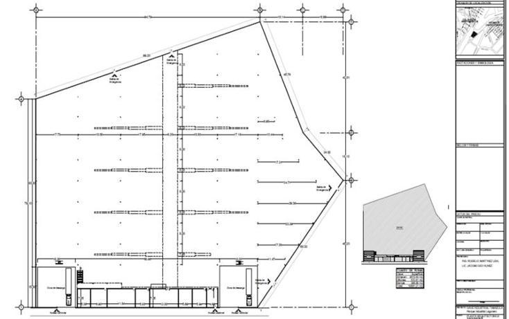 Foto de nave industrial en renta en  , parque industrial lagunero, gómez palacio, durango, 610681 No. 16