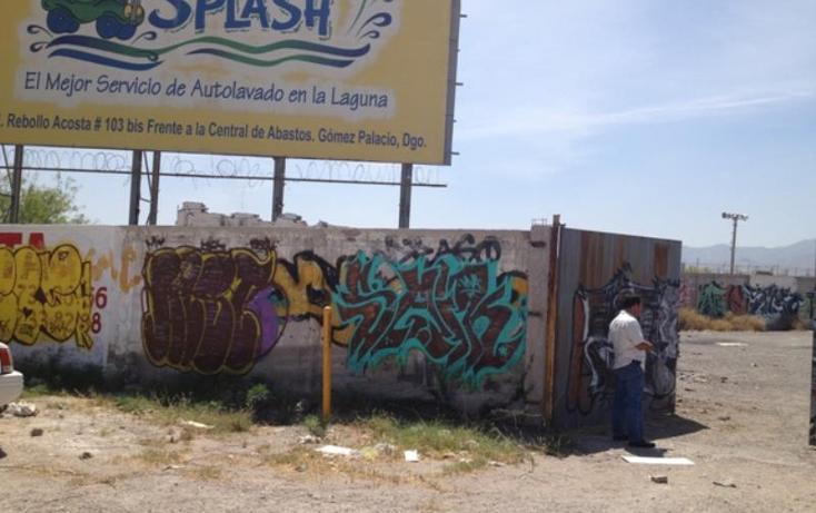 Foto de terreno industrial en venta en  , parque industrial lagunero, gómez palacio, durango, 616529 No. 06