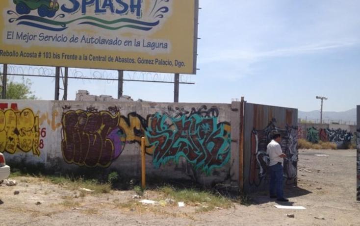 Foto de terreno industrial en venta en  , parque industrial lagunero, gómez palacio, durango, 616529 No. 07