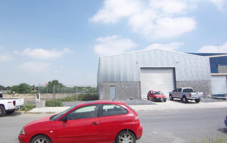 Foto de nave industrial en renta en  , parque industrial multiparque aeropuerto, ciénega de flores, nuevo león, 2012764 No. 01