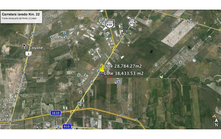 Foto de terreno industrial en venta en  , parque industrial multiparque aeropuerto, ciénega de flores, nuevo león, 2017516 No. 04
