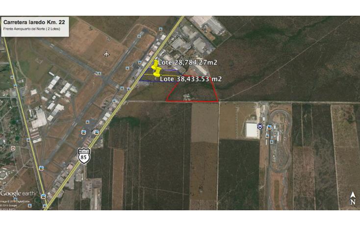 Foto de terreno industrial en venta en  , parque industrial multiparque aeropuerto, ciénega de flores, nuevo león, 2017516 No. 05