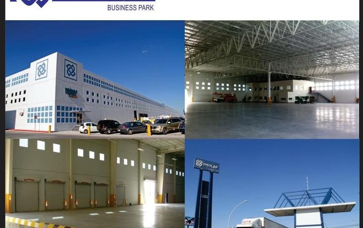 Foto de nave industrial en renta en  , parque industrial omolap, apodaca, nuevo le?n, 2036734 No. 01