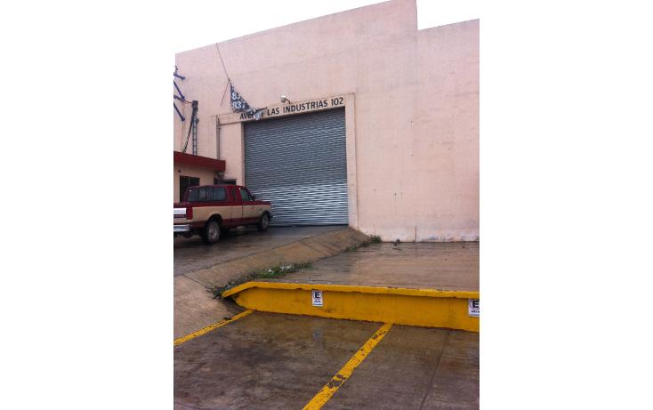 Foto de nave industrial en renta en  , parque industrial periférico, general escobedo, nuevo león, 1168061 No. 01