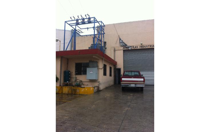 Foto de nave industrial en renta en  , parque industrial periférico, general escobedo, nuevo león, 1168061 No. 02