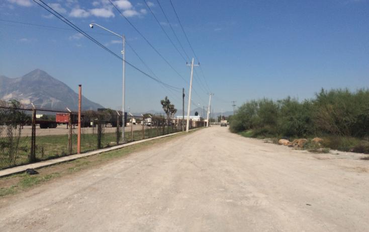 Foto de terreno industrial en renta en  , parque industrial periférico, general escobedo, nuevo león, 1231853 No. 05