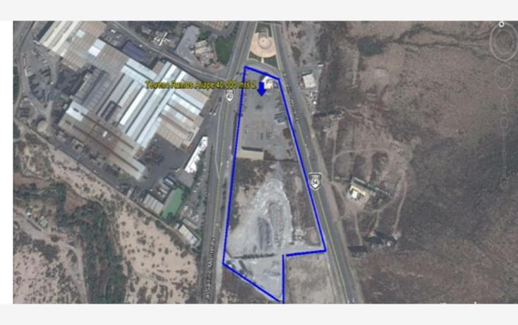 Foto de terreno industrial en renta en  , parque industrial, ramos arizpe, coahuila de zaragoza, 1037997 No. 01