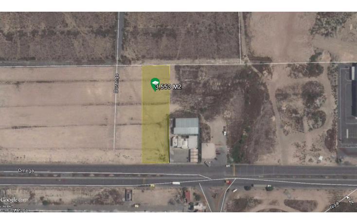 Foto de terreno industrial en venta en  , parque industrial, ramos arizpe, coahuila de zaragoza, 1141995 No. 02