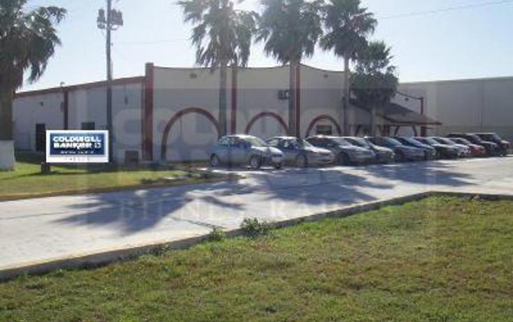 Foto de nave industrial en renta en  , parque industrial reynosa (sección norte), reynosa, tamaulipas, 1836770 No. 01