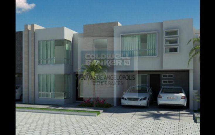 Foto de casa en condominio en renta en parque la castellana, lomas de angelplis, lomas de angelópolis ii, san andrés cholula, puebla, 1232363 no 01