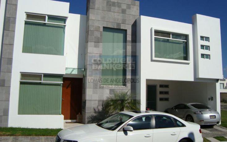 Foto de casa en condominio en renta en parque la castellana, lomas de angelplis, lomas de angelópolis ii, san andrés cholula, puebla, 1232363 no 02