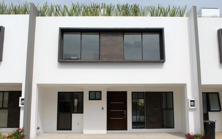 Foto de casa en venta en  manu 7, san andrés cholula, san andrés cholula, puebla, 708059 No. 01