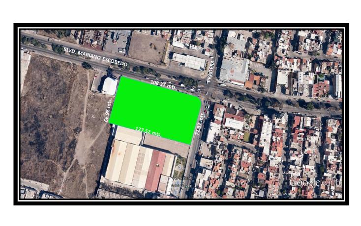 Foto de terreno comercial en renta en  , parque manzanares, león, guanajuato, 1694532 No. 01