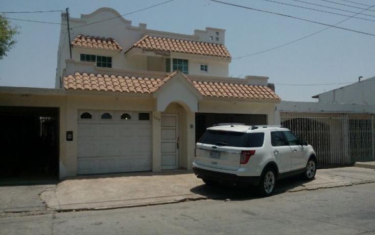 Foto de casa en venta en  , del parque, ahome, sinaloa, 1709698 No. 01