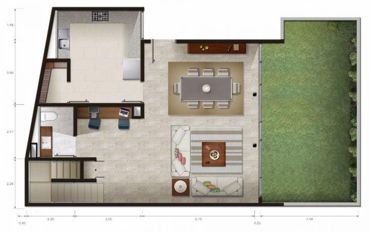 Foto de casa en condominio en venta en, parque san andrés, coyoacán, df, 1730428 no 02