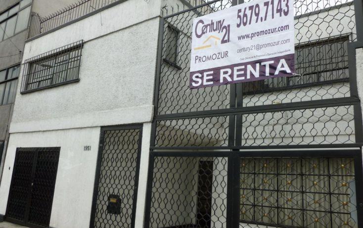Foto de casa en renta en, parque san andrés, coyoacán, df, 2044557 no 01