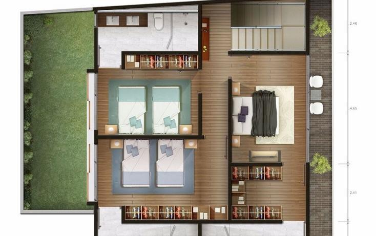 Foto de casa en condominio en venta en  , parque san andrés, coyoacán, distrito federal, 1720542 No. 03