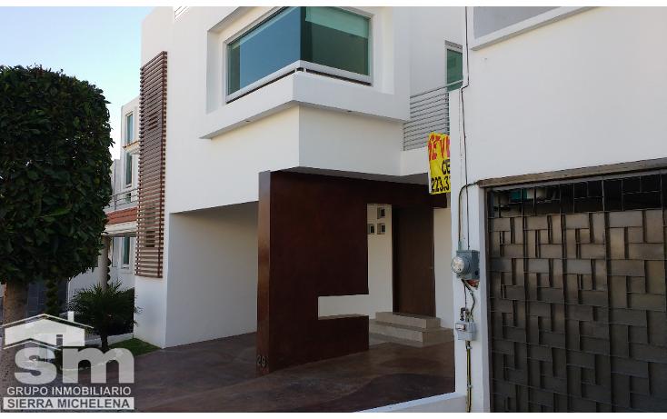 Foto de casa en venta en  , parque veneto, san andrés cholula, puebla, 2638315 No. 02