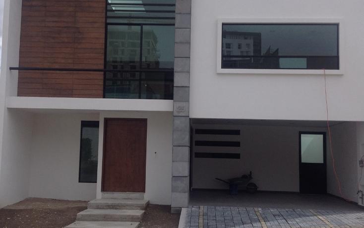 Foto de casa en venta en  , parque veneto, san andrés cholula, puebla, 890941 No. 01